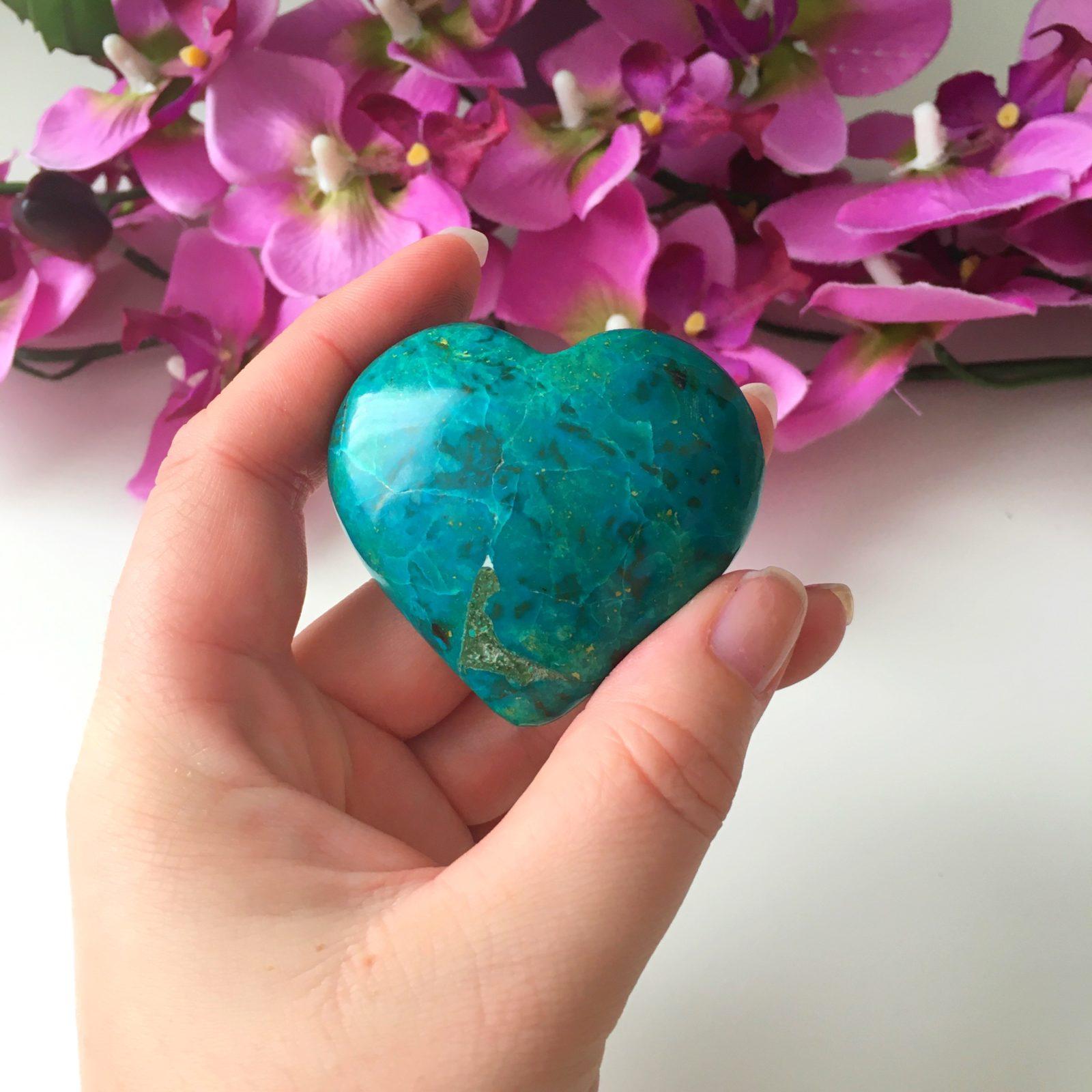 Chrysocolla hart 1