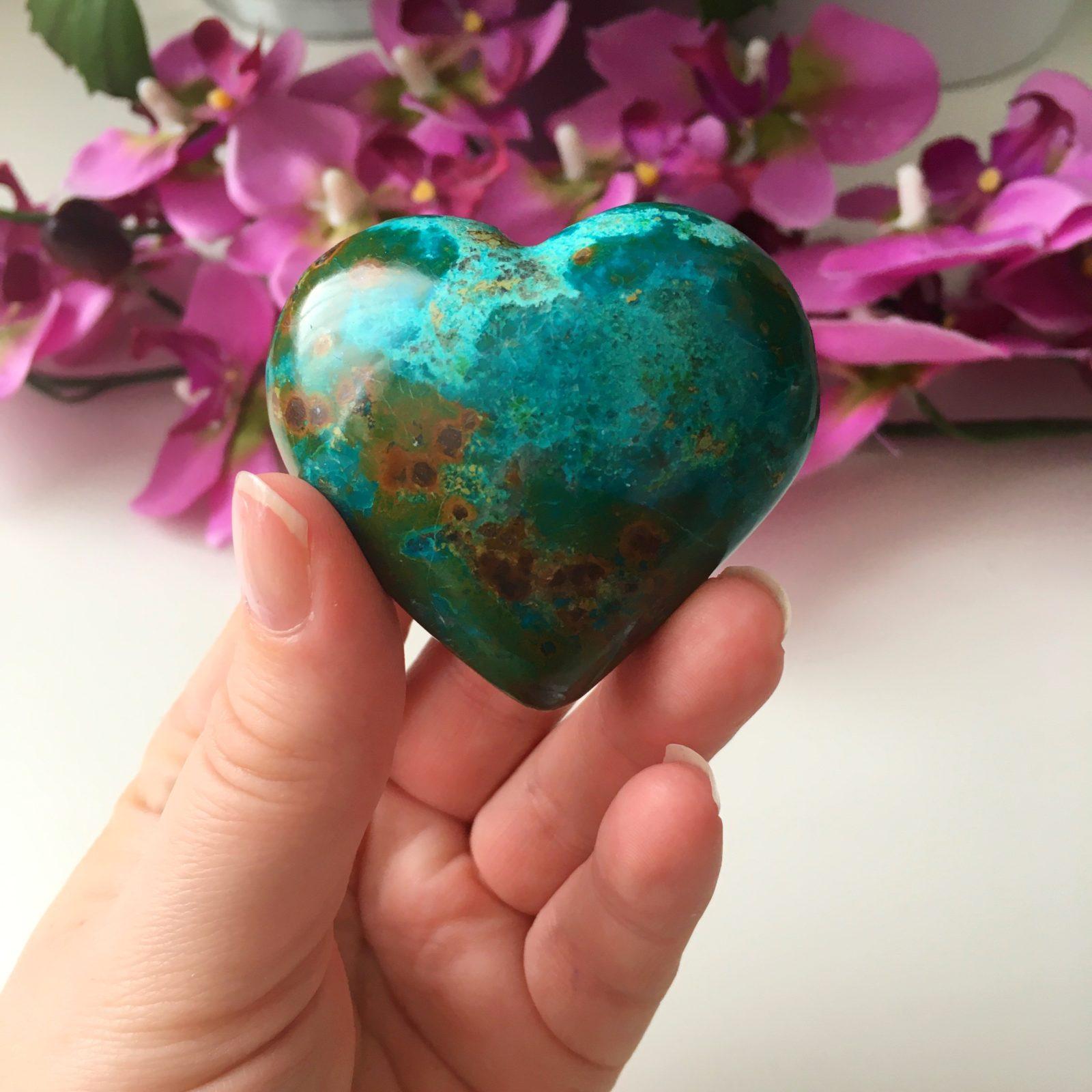 Chrysocolla hart 2