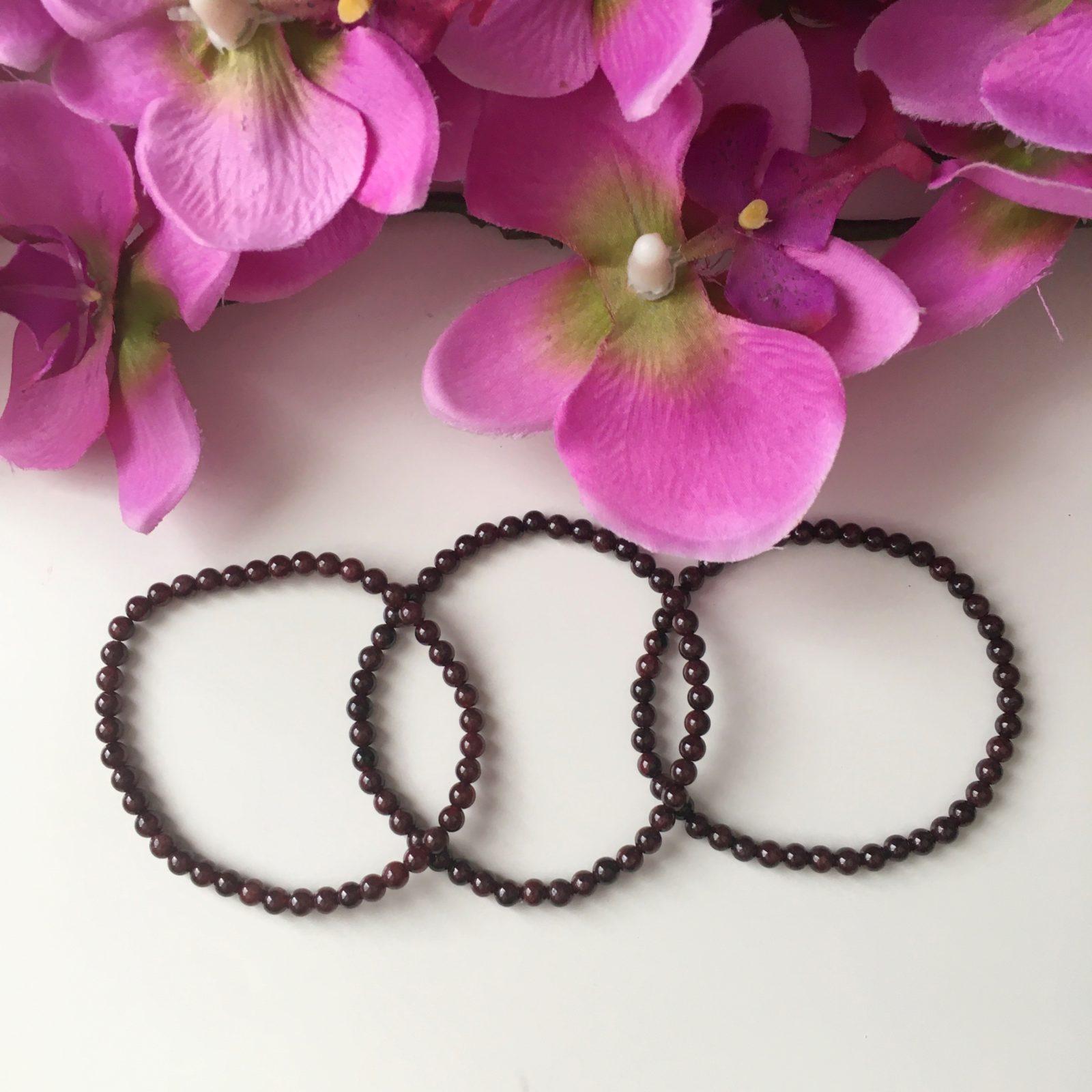 Granaat armband